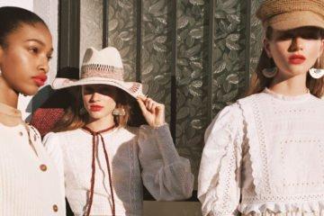 drei frauen in weißer kleidung