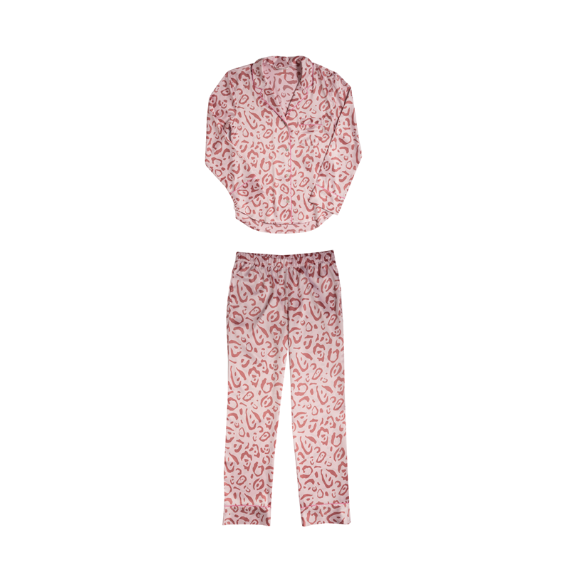 produktabbildung rosa pyjama von victoria´s secret