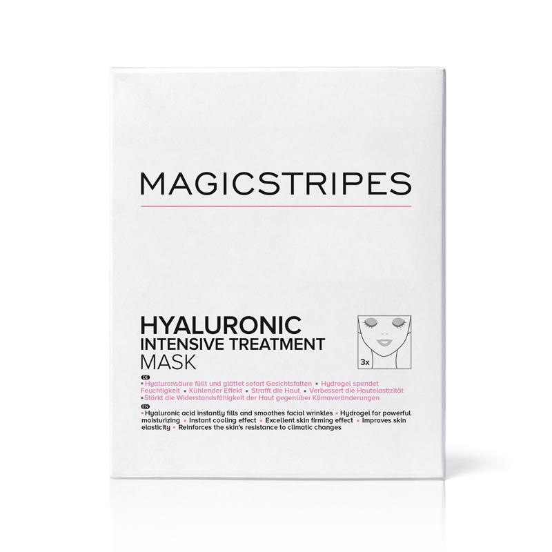 magicstripes hydrogelmaske