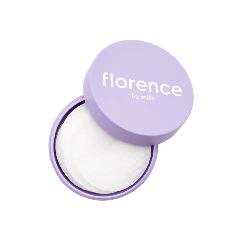 florence by mills peeling pads clean beauty