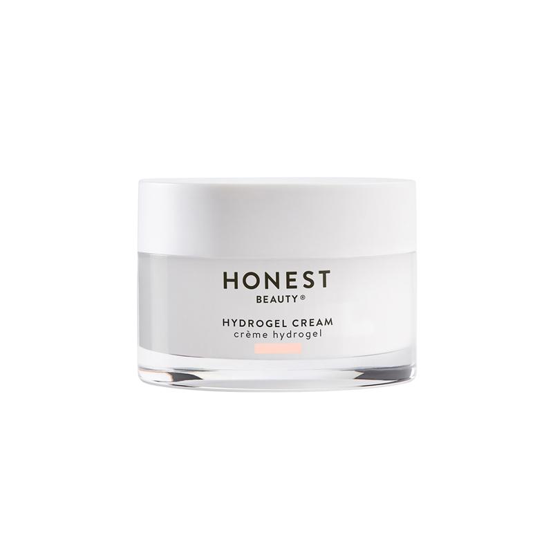honest beauty hydrogel cream clean beauty