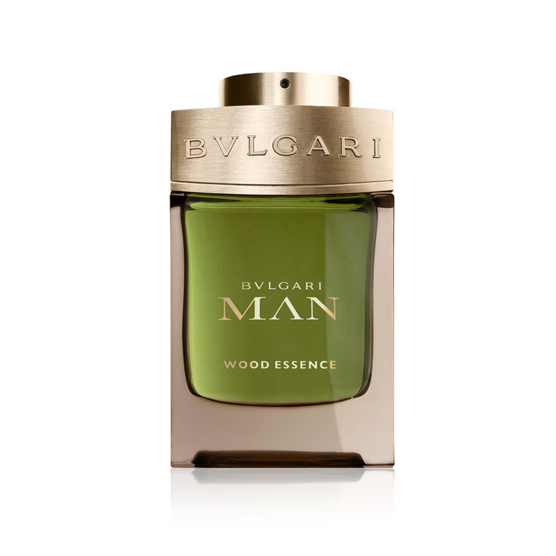produktabbildung des herrenparfums man wood essence von bvlgari
