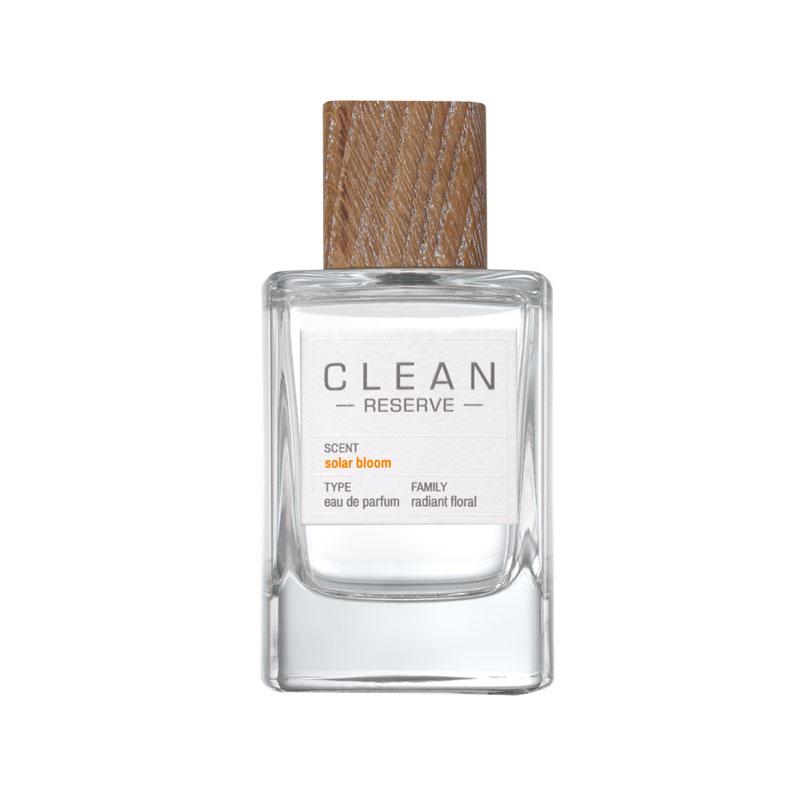 produktabbildung des unisex parfums solar bloom von clean reserve