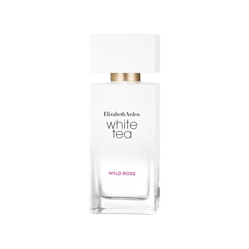 produktabbildung des parfums white tea wild rose von elizabeth arden
