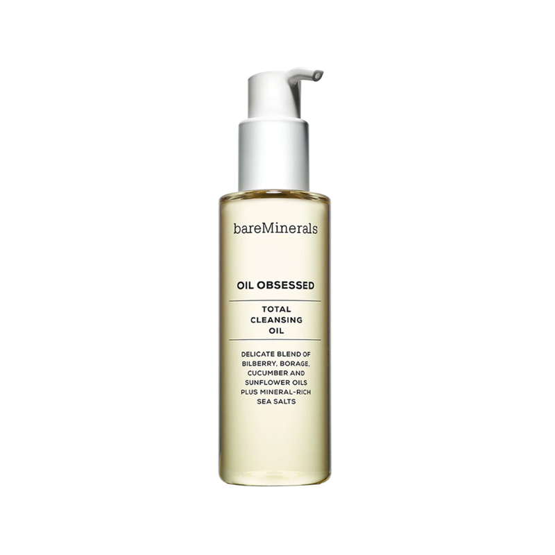 bare minerals cleansingoil