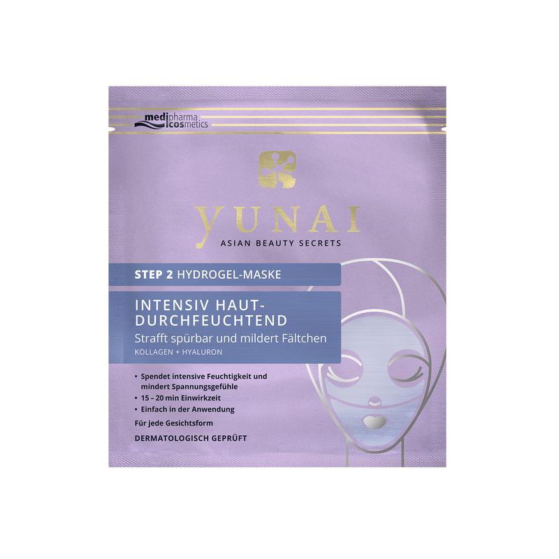 medipharma cosmetics hydro gelmaske
