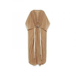 produktbild kleid in beige