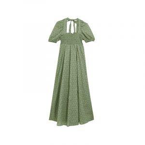 produktbild grünes kleid