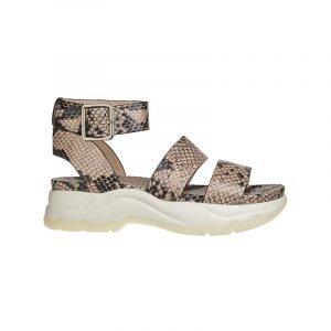produktbild trekking-sandale mit schlangen-muster