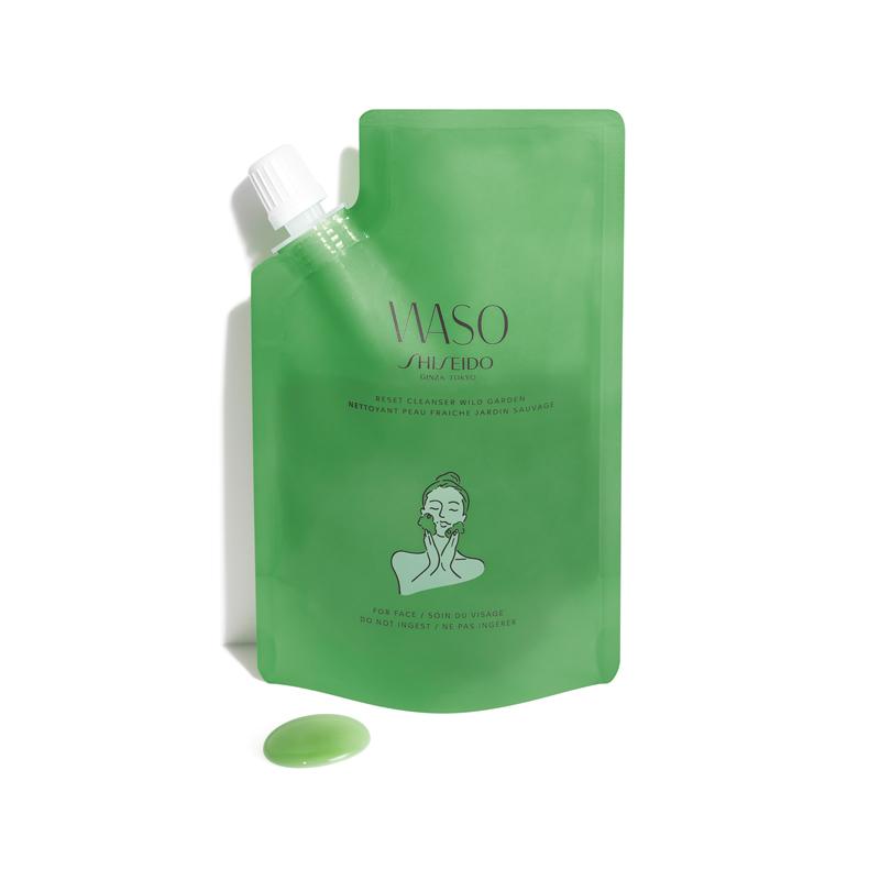 waso cleanser grün