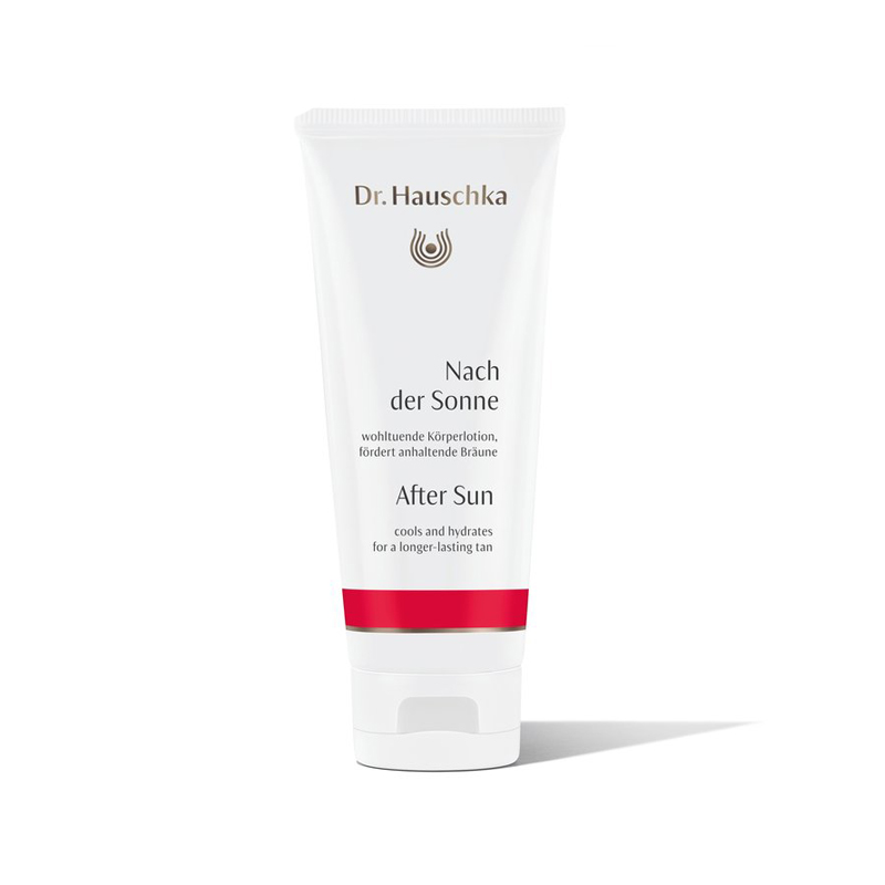 after-sun-pflege dr. hauschka