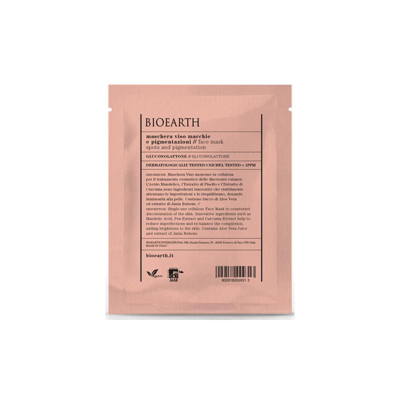 bioearth gesichtsmaske