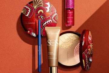 clarins summer make-up