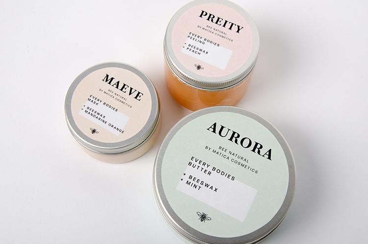 hautpflegeprodukte von matica cosmetics