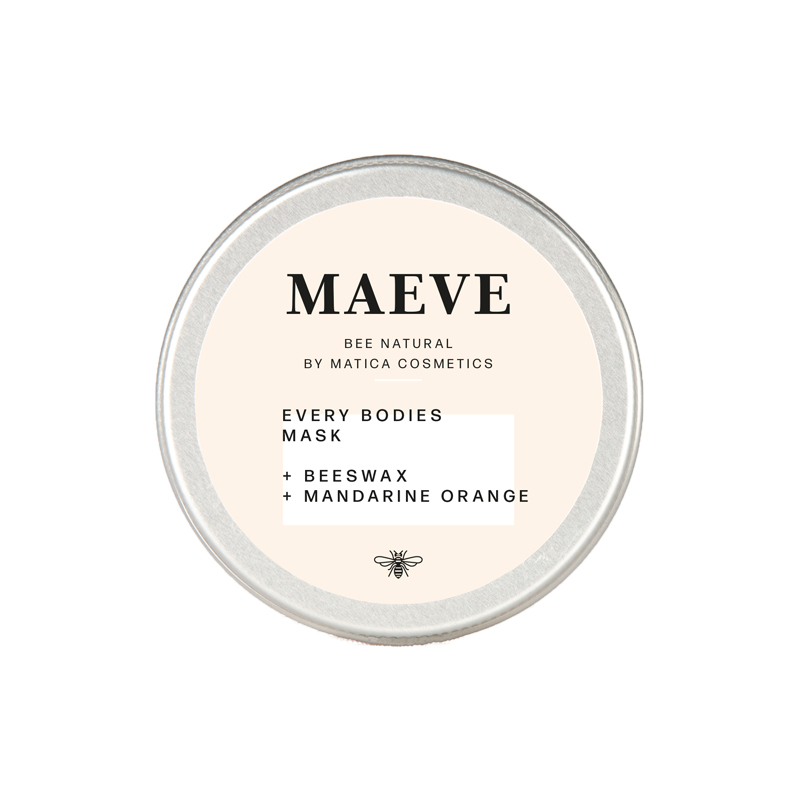 matica cosmetics body mask maeve
