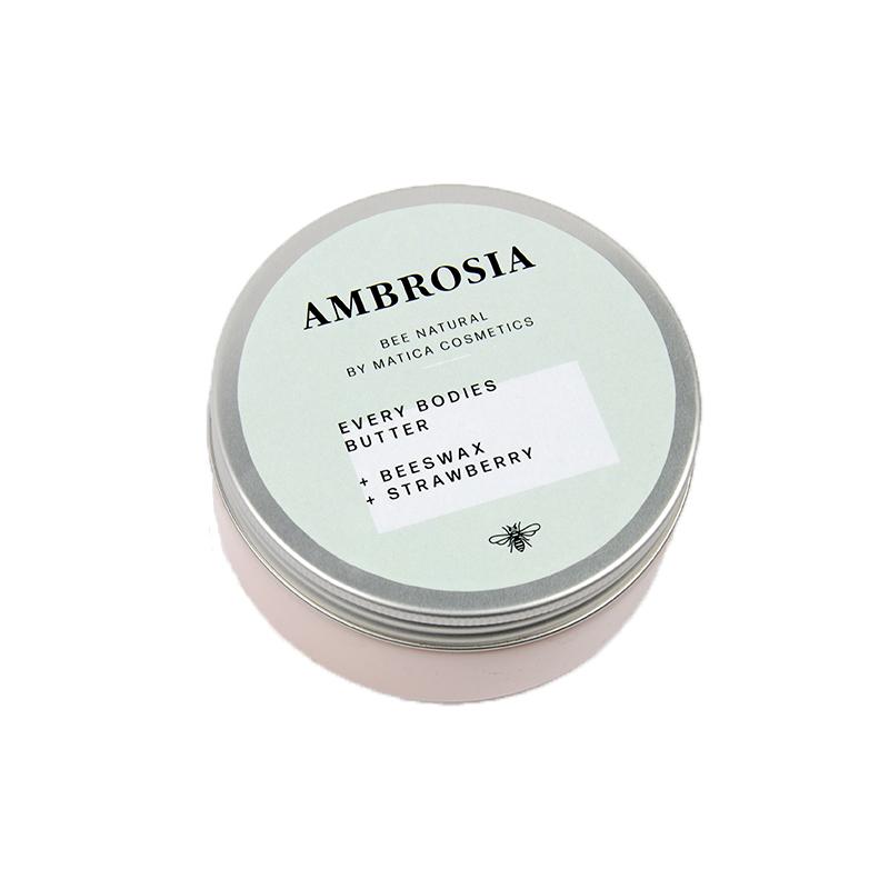 matica cosmetics bodybutter ambrosia