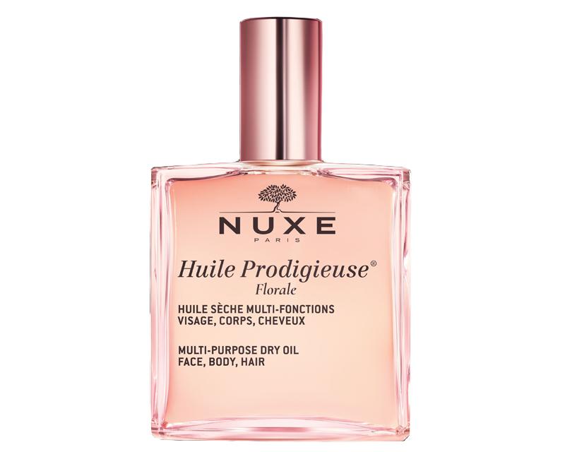 nuxe huile prodigieuse florale