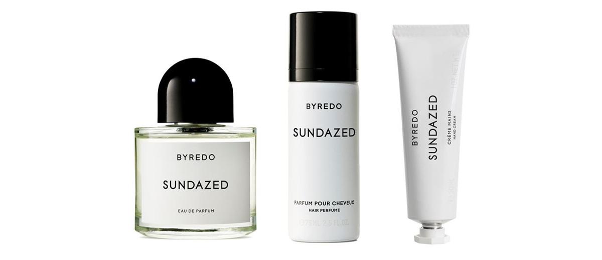 produktbild nischenparfum byredo sundazed