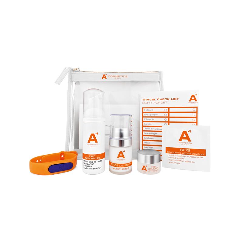 travel-kit a4 cosmetics