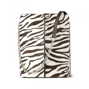 produktbild tasche mit zebra-muster