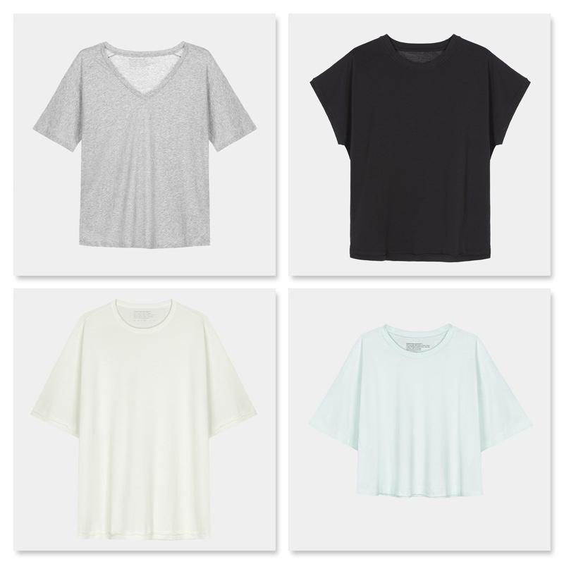 produkt collage t-shirts