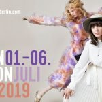 werbemotiv der berlin fashion week