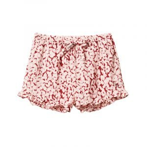 produktbild shorts in rot weiß
