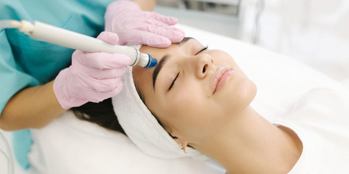 hydra facial behandlung