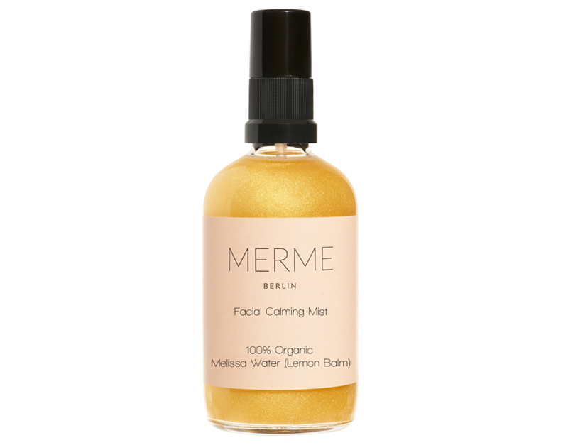 merme berlin facial calming mist