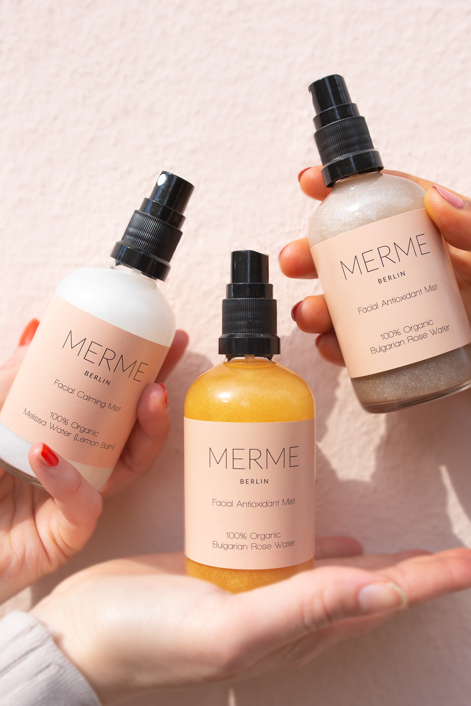 MERME berlin GlowBooster Calming Mist