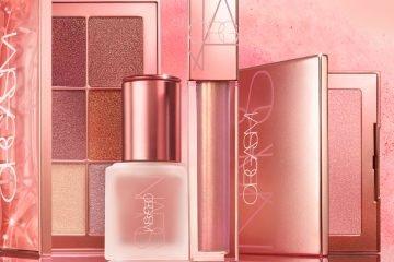 nars orgasm make-up-kollektion