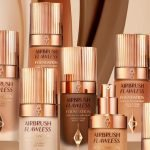 Airbrush Flawless Foundation Flakons von Charlotte Tilbury