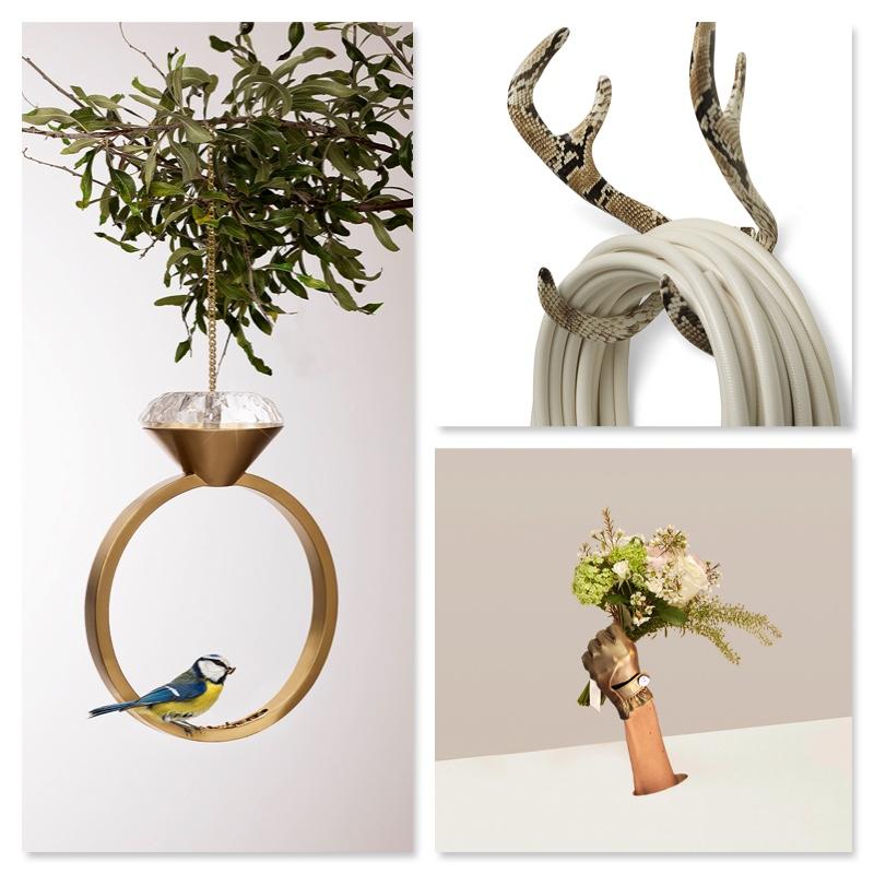 collage mit garten-accessoires von garden glory
