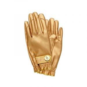 produktabbildung goldene gartenhandschuhe