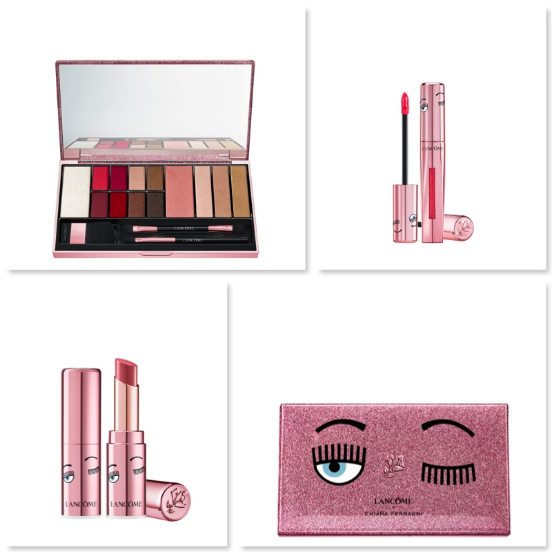 collage make-up kollektion chiara ferragni