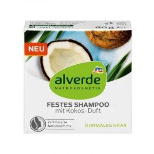 produkt shampoo von alverde