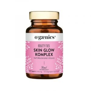 produktbild skin glow von ogaenics