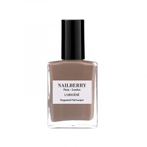 Nagellack in Taupe