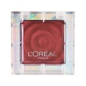 Roter Lidschatten von L'oréal Paris
