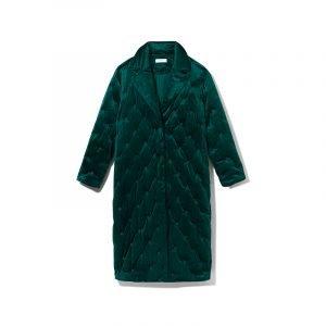 Steppjacken smaragd von Reserved