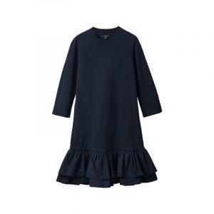 Kleid von COS mit Volants am Saum