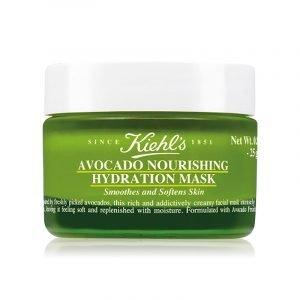 Avocado Kosmetik grüne Gesichtsmaske von Kiehl's