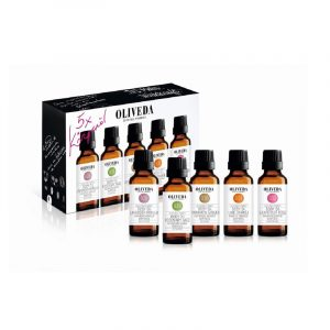produktbild beauty kennelernset von oliveda