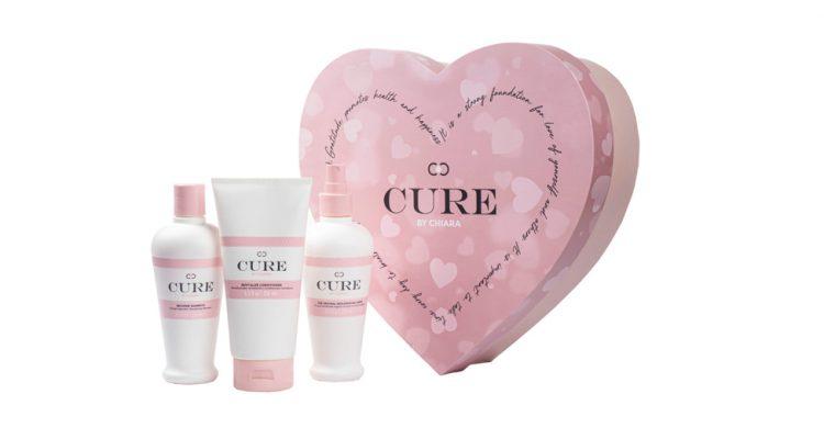 Shampoo Pflegelinie von CURE