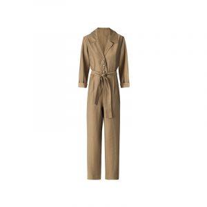 Olivfarbener Boiler-Suit