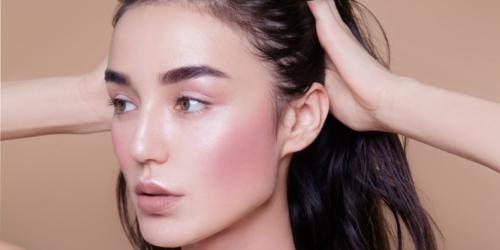 rouge make-up