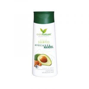 produktbild shampoo mit avocado