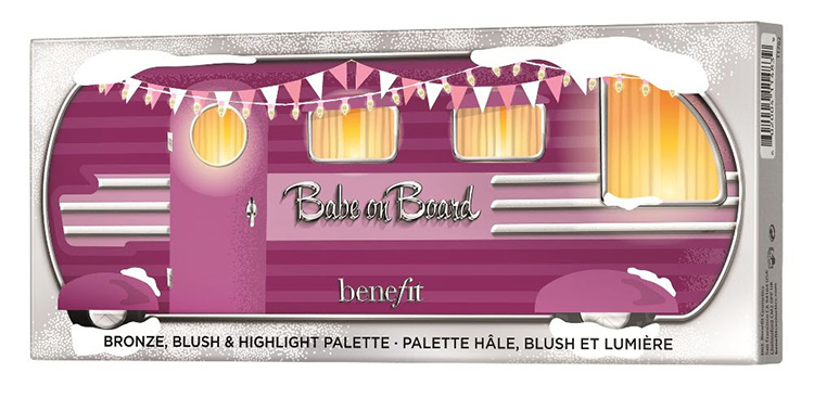 Weihnachts Make-up Kollektion von Benefit