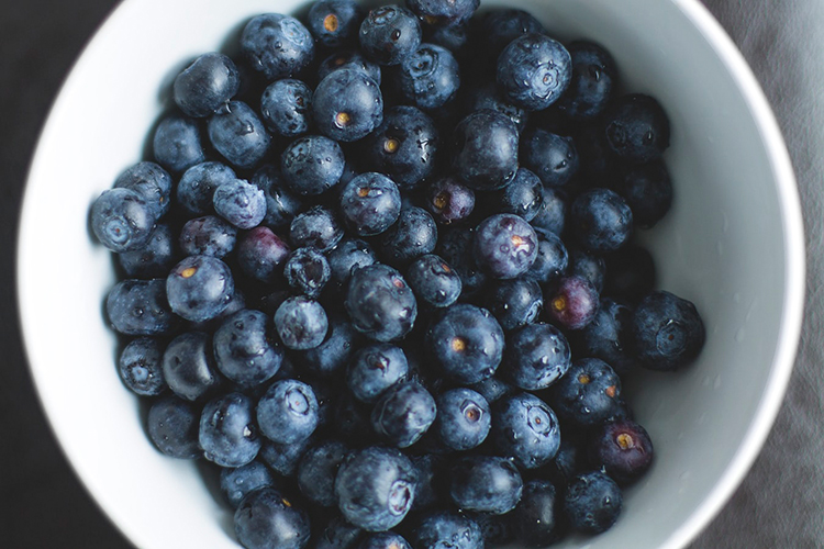Superfoods Blueberries