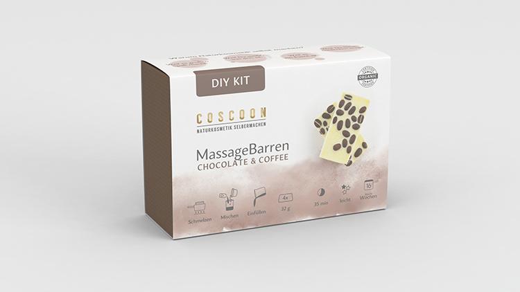 Coscoon DIY Massage Barren zum Selbermachen